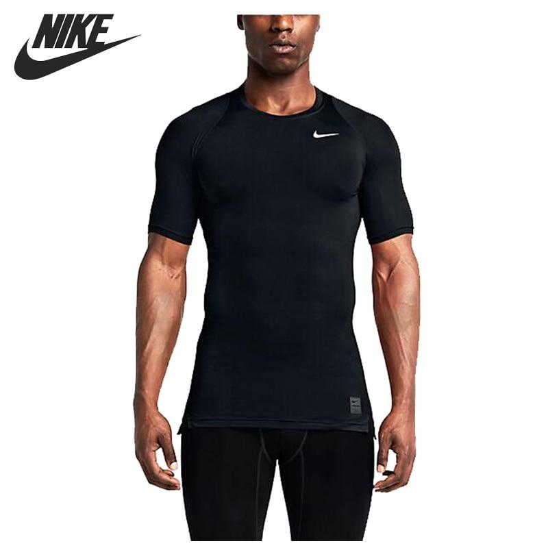 Original New Arrival 2017 NIKE AS M NP TOP COMP SS Mens T-shirts short sleeve Sportswear