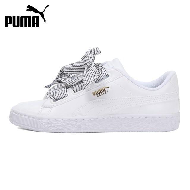 8a946aaf8 Original nueva llegada 2018 PUMA corazón Wn de las mujeres zapatos de skate zapatos  zapatillas de