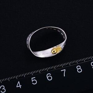 Image 5 - 蓮楽しいリアル 925 スターリングシルバー手作りのクリエイティブ勤勉アリデザインネックレスなし女性のためのギフト