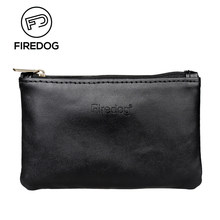 Firedog Cigarette Accessories PU Leather Tobacco Pouch Case Weed Herb Smoking Pipe Carrying Storage Rolling Tobacco Pouch(China)