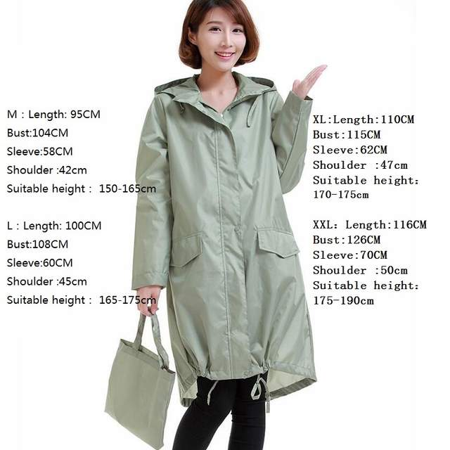 special selection of best collection promotion US $16.09 30% OFF|WINSTBROK Raincoat Women 2019 Fashion Ladies Rain Coat  Breathable Ladies Long Raincoats Portable Water Repellent Raincoat Women-in  ...