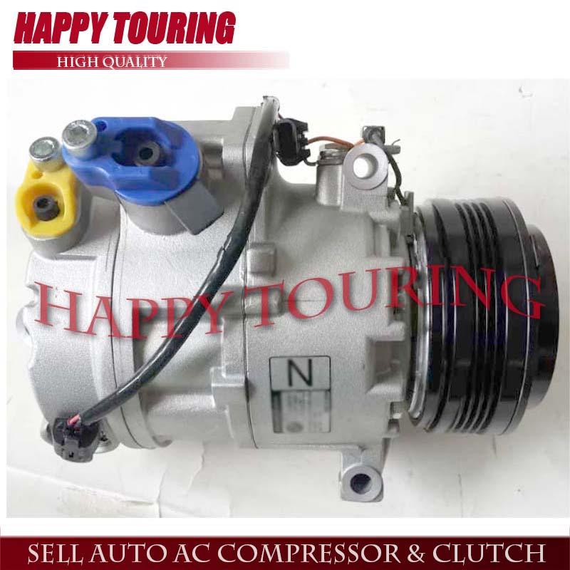 3,CSE717 AC COMPRESSOR For Car BMW X5 E70 3.0 A41011A90022 64529121762-03 64529121762