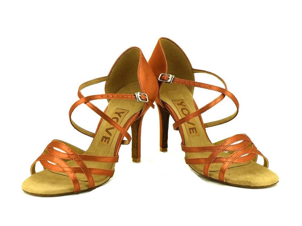 ФОТО YOVE Professional Latin Dance Shoe for Women's 3