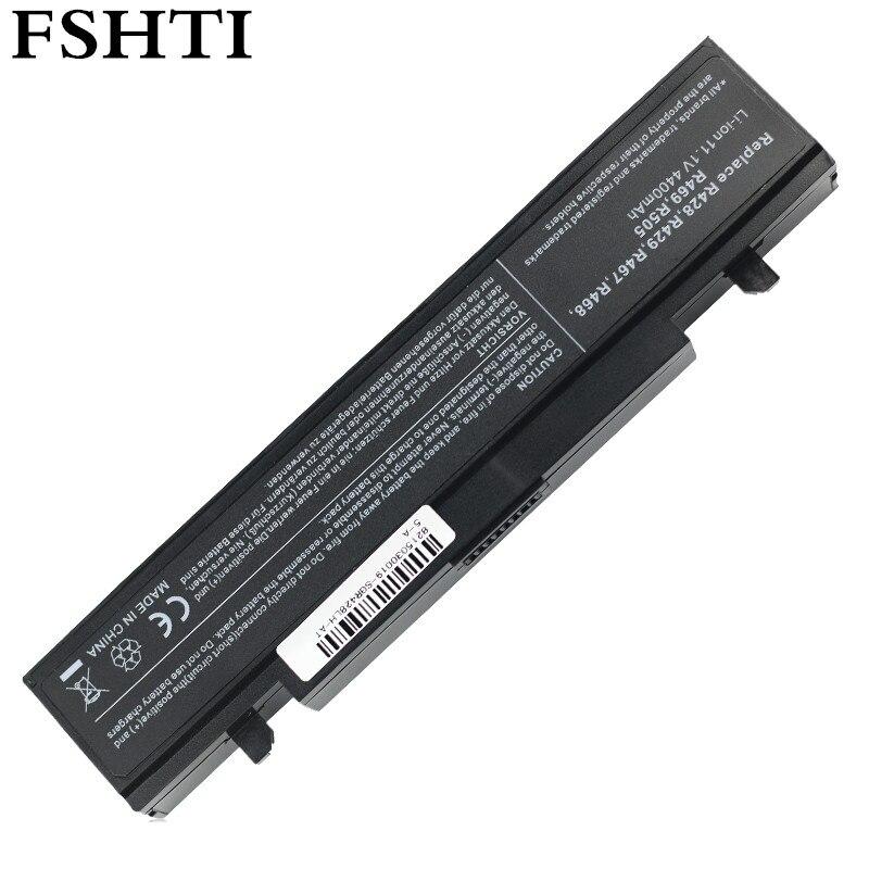 Laptop Battery For Samsung AA-PB9NS6B PB9NC6B R580 R540 R519 R525 R430 R530 RV511 RV411 RV508 R510 R528 Aa Pb9ns6b