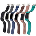2017 Puscard Newest Fashion Sports Buckle Smart Watch Band Soft Leather Bracelet Replacement Wrist Strap For Fitbit Charge 2