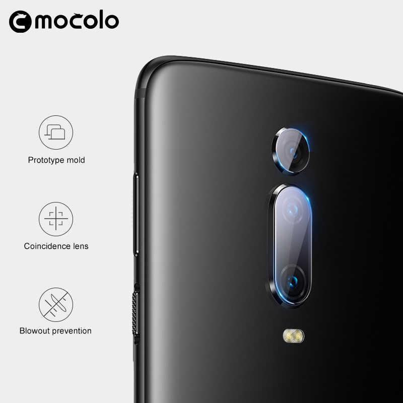 Mocolo 2.5D 9H عودة عدسة الكاميرا خفف زجاج عليه طبقة غشاء رقيقة على ل شياو mi mi 9 SE 9T برو mi 9 9SE mi 9t t 6/8 64/128/256 GB العالمي Xio mi