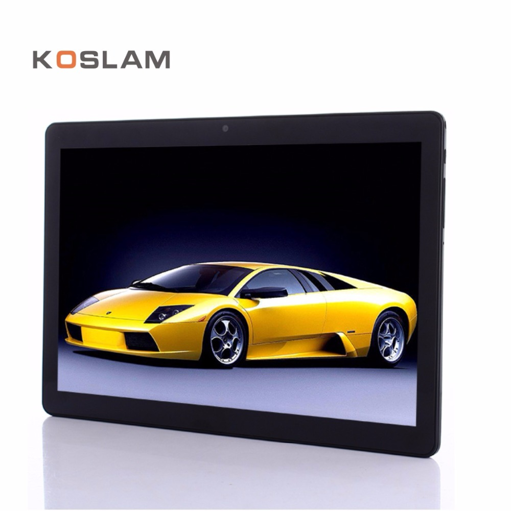 4G LTD FDD Android 7.0 Tablet PC Tab Pad 10 Pouce 1920x1200 IPS Octa Core 2 GB RAM 32 GB ROM Dual SIM Carte 10 Appel téléphonique Phablet