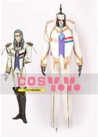 Аниме Макросс Дельта форма Косплэй костюм на заказ рубашка + жилет + Брюки для девочек + пальто
