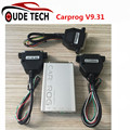 Carprog V9.31 ECU Chip Tunning for car radios, odometers, dashboards, immobilizers repair including advanced functions