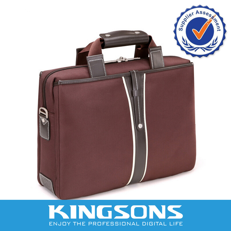 Kingsons shockproof waterproof airbag Laptop bag handbag 15 notebook Laptop business briefcase Satchel free shipping