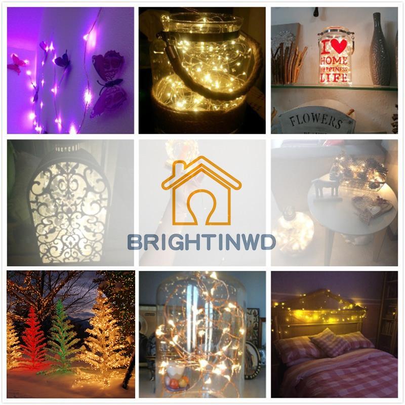 Cordas de Iluminação casa Occasion : Living Room, Bedroom, Garden, Lobby, Corridor