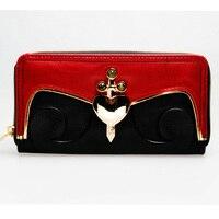 Snow White Evil Queen Womens Zip Around Wallet DFT 1992