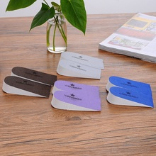 Men Women Universal Within 2.5cm Higher Increased Insole Foam EPS Invisible Inner Height Increase Half Cushion Insole