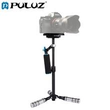 PULUZ Handheld Stabilizer For DSLR Metal Capacity 0.5-3kg Carbon Fibre Stablilzer DV Digital Video&Cameras length 27-37cm