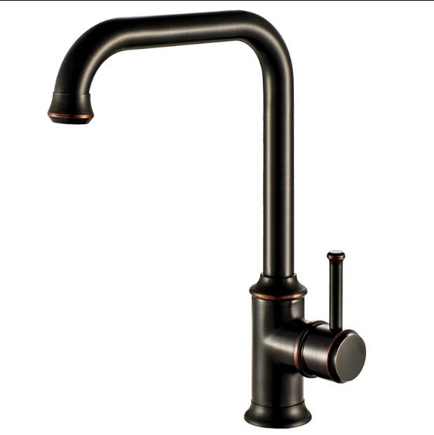 Fashion Hot and Cold Brass single lever ORB finish single Sink Faucet Bathroom Basin Faucet basin mixer basin tap mixer fashion brass bathroom sink faucet single lever hot and cold basin faucet water tap mixer