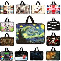 15 15 4 15 6 Customizable Waterproof Notebook Laptop Sleeve Bag Case Computer Cover Pouch For