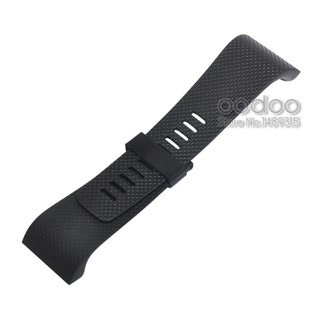 Silicone Replacement Watch Wrist Strap Band For Fitbit Surge watch band Silicone bands venda de reloj Bandas banda