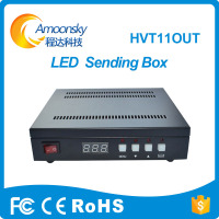 hot selling Dbstar hvt11out full color synchronous led external control box led sender