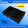 85dbi REPETIDOR CELULAR 850 МГЦ ЖК 3 Г UMTS 850 мГц Сигнал Повторителя АРУ MGC 37dBm Мощный Сигнал Мобильного Телефона Booster Усилитель