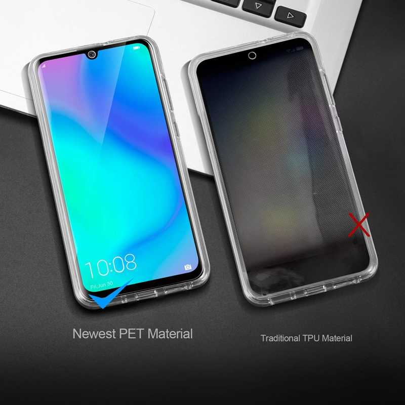 Đôi Full Cover Dành Cho Huawei Y5 Y6 Y7 Y9 P Smart Plus 2019 Danh Dự 10i 8A 8C 8X 7A 7C P30 P20 Lite Pro 2018 Funda Trường Hợp Bao