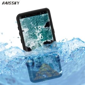 Image 1 - Funda de teléfono impermeable IP68 para Samsung Galaxy S20, Ultra, S10 Plus, S10E, S9, Note 20, 10 Plus, 9, 8, A51
