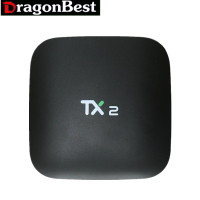 Smart tv box newest TX2 R2 1GB 16GB Penta-Core Android 6.0 RK3229 up to 1.5GHz Quad-core ARM Cortex-A7 android box tv