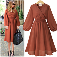 Summer Mujer Sundress Designer Dresses Runway 2018 High Quality Beach Woman Party Sexy Casual Dresses Women