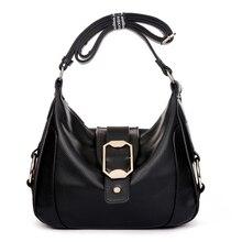 Fashion Cowhide Genuine Leather Women Totes Bag Handbag Vintage Ladies Crossbody Women Messenger Bag Female Satchel