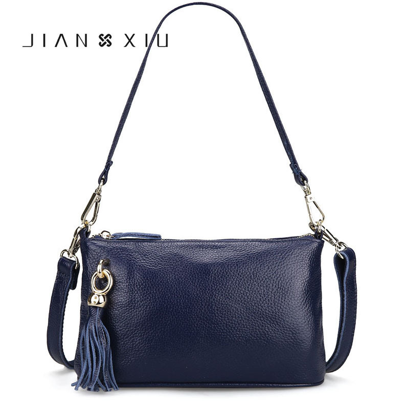 Fashion Genuine Cow Leather Bags Brand Luxury Soft Cowhide Leather Handbag For Women Bag Real Leather