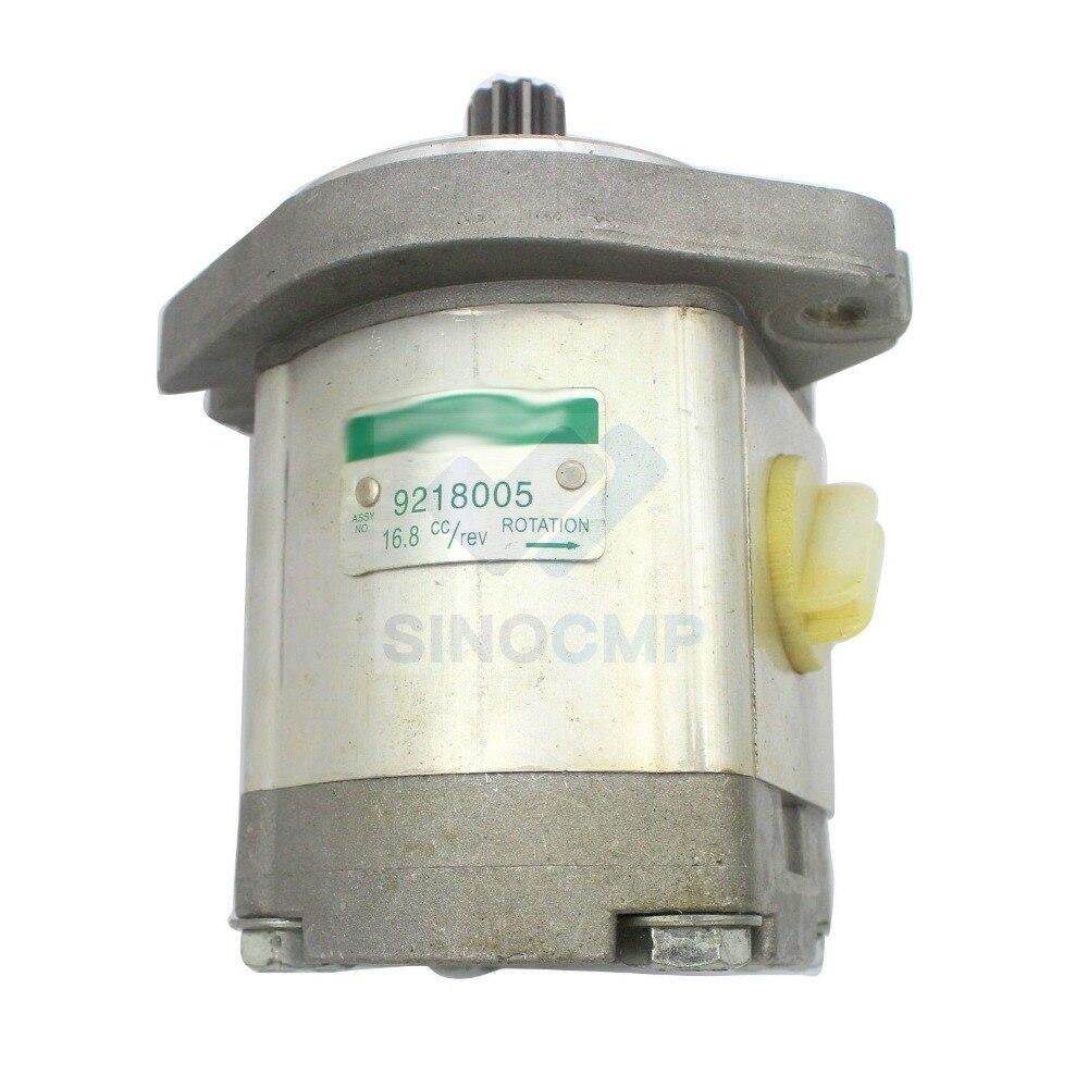 EX100-5 EX100M-5 pompe à engrenages 9218005 4276918 pour pelle Hitachi, 6 mois de garantie