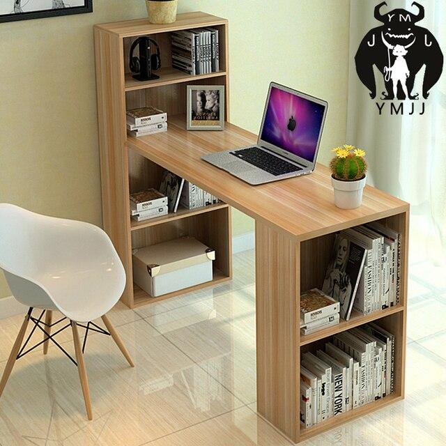 milieu elegant om desktop computer bureau boekenkast gecontracteerd handig voor ikea bureau