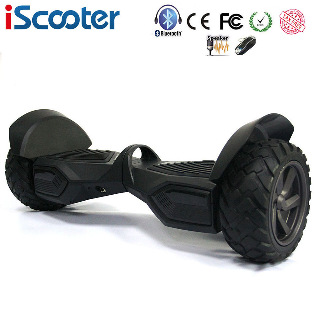 2017 New Arrivals Hoverboard 10inch 9inch Electric Skateboard Smart Two Wheel Self Balan ...