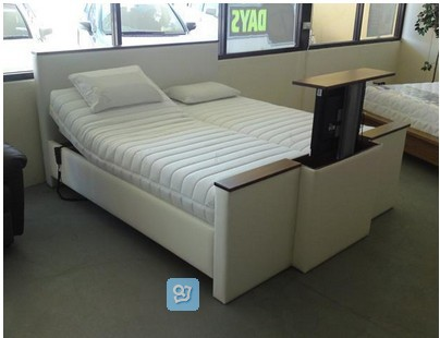 free shipping for automatic tv stand can be lift 600mm with Lid O
