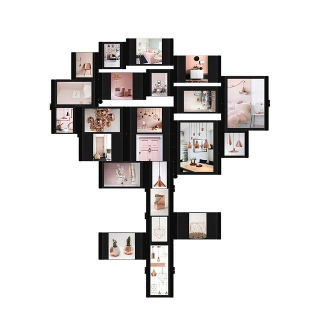Online Shop Home Decor Set Transparent Multifunctional Collage Photo ...