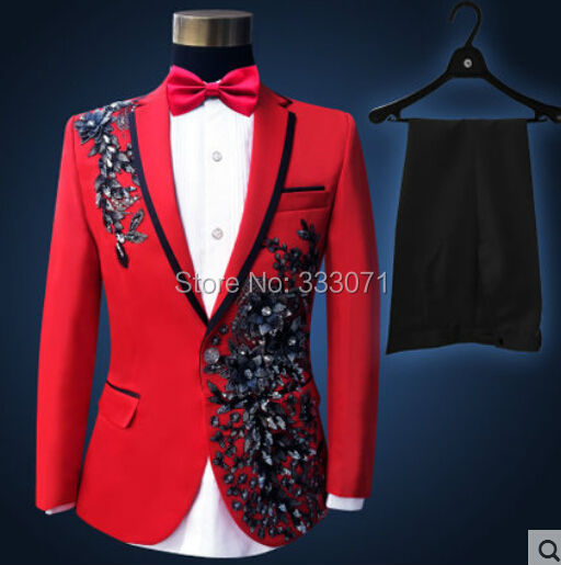 popular red prom tuxedosbuy cheap red prom tuxedos lots