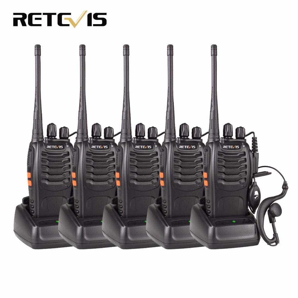 5pcs Walkie Talkie Retevis H777 UHF 400-470MHz Frequency Portable Radio Set Ham Radio Hf Transceiver CTCSS/DCS Handy5pcs Walkie Talkie Retevis H777 UHF 400-470MHz Frequency Portable Radio Set Ham Radio Hf Transceiver CTCSS/DCS Handy