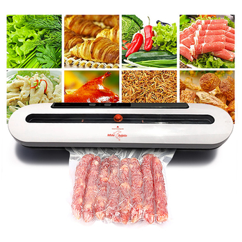 Electric Vacuum Sealer Packaging Machine For Home 1