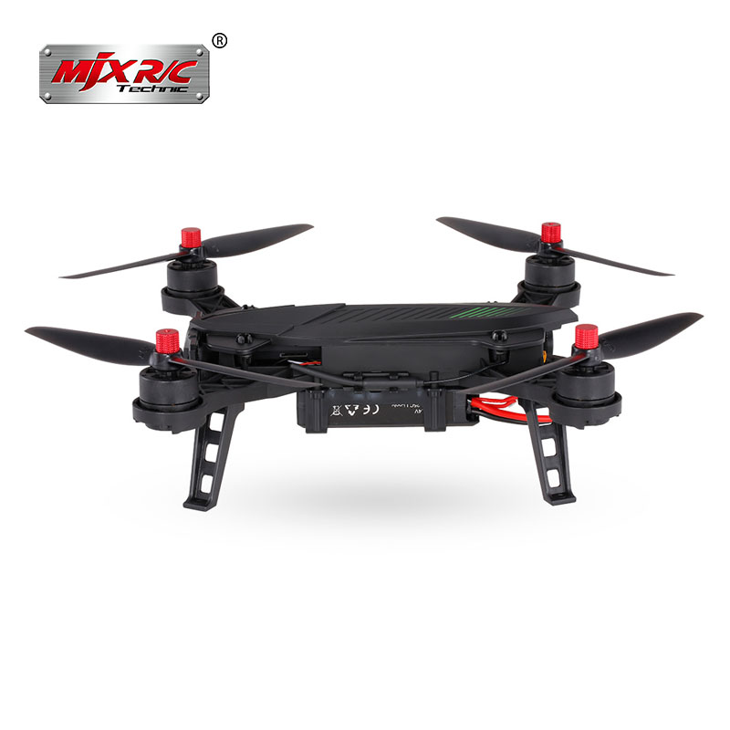 MJX Bugs 6 Racing Drone Brushless Two-way 2.4GHz 4 CH 6 Axis Gyro RC Quadcopter Drone Compatible with 3D VR Headset in stock mjx bugs 6 brushless c5830 camera 3d roll outdoor toy fpv racing drone black kids toys rtf rc quadcopter