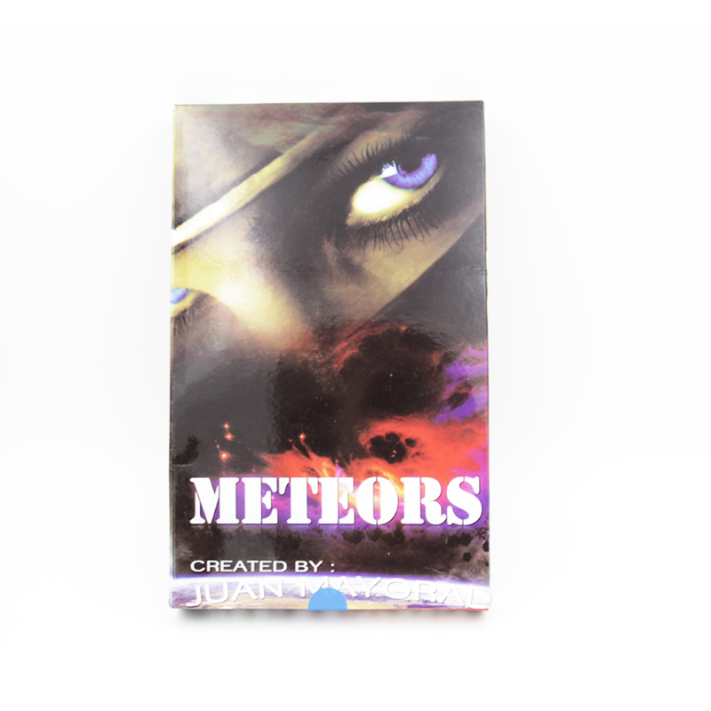 Meteors Red Or Blue Color By Juan Mayoral   Magic Tricks Electric Meteors Close Up Stage Street Professional Magic Props Comedy