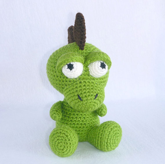 Pattern Arlo, Disney Pixar's The Good Dinosaur, Amigurumi Crochet ... | 565x570