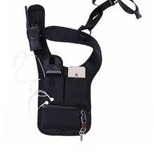 High-Quality Men Travel Anti-Theft Hidden Underarm Shoulder Bag