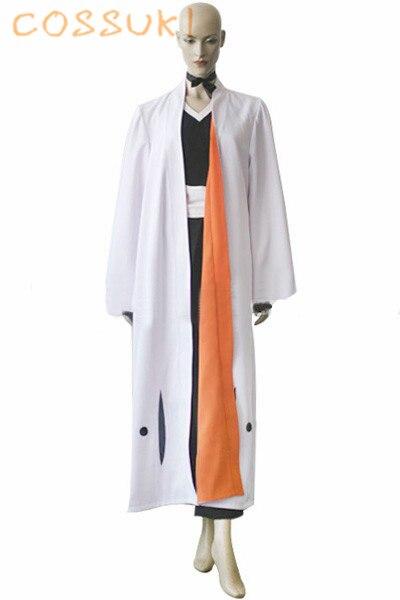 Free Shipping Newest Bleach Yoruichi Shihouin Robe Type Uniform Cosplay Costume Perfect Custom For You