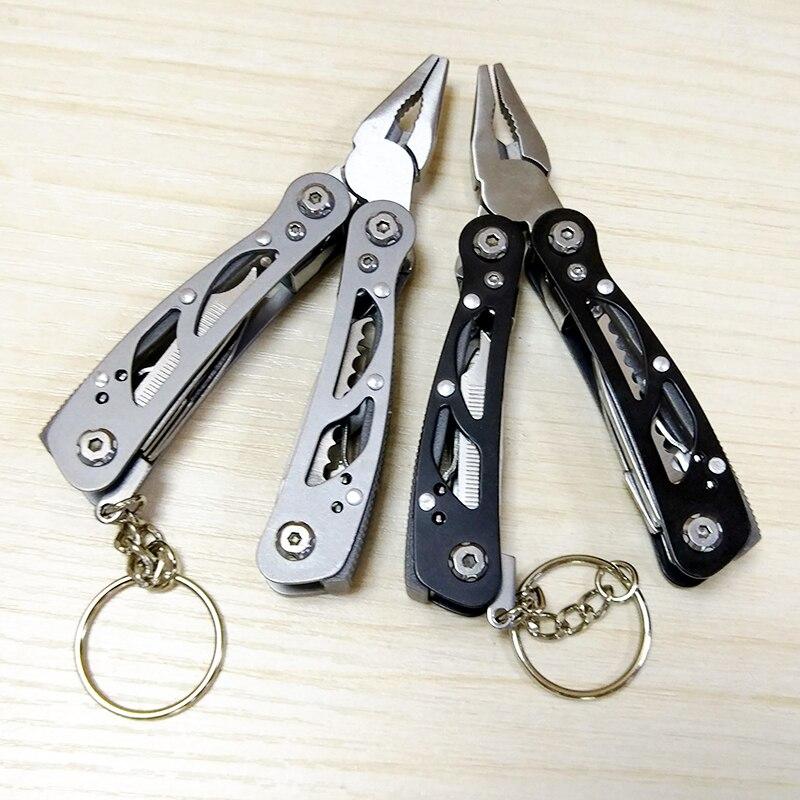 Hochwertige Stahl Multi-funktion 12-stück Dekoration Ein Werkzeug Sharp Messer Nagel Knipser Hand Werkzeug Sets Werkzeuge