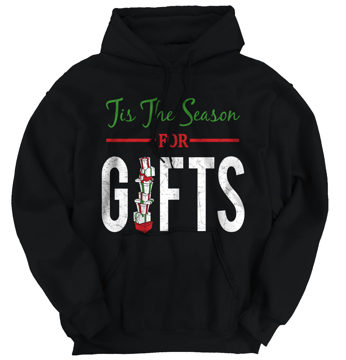 Tis The Season Funny Shirt Christmas Gift Idea Sarcastic Cute Hoodie