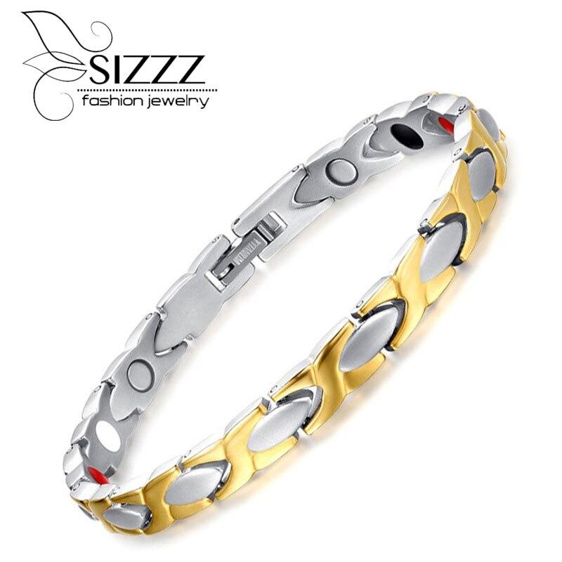 Titanium Health Bracelet...