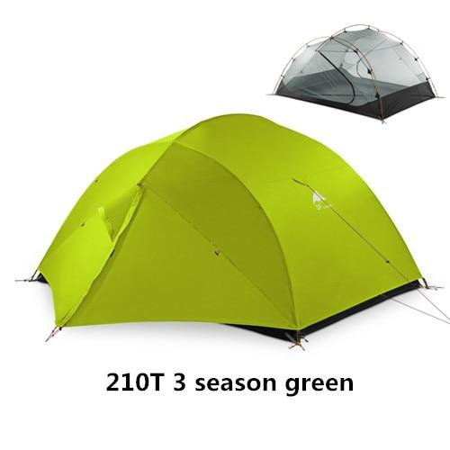 210T 3 season green