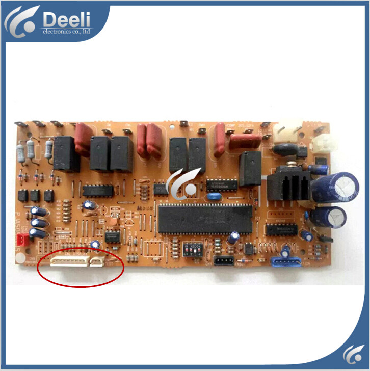 ФОТО 95% new good working for Mitsubishi air conditioning Computer board PJA505A045 board