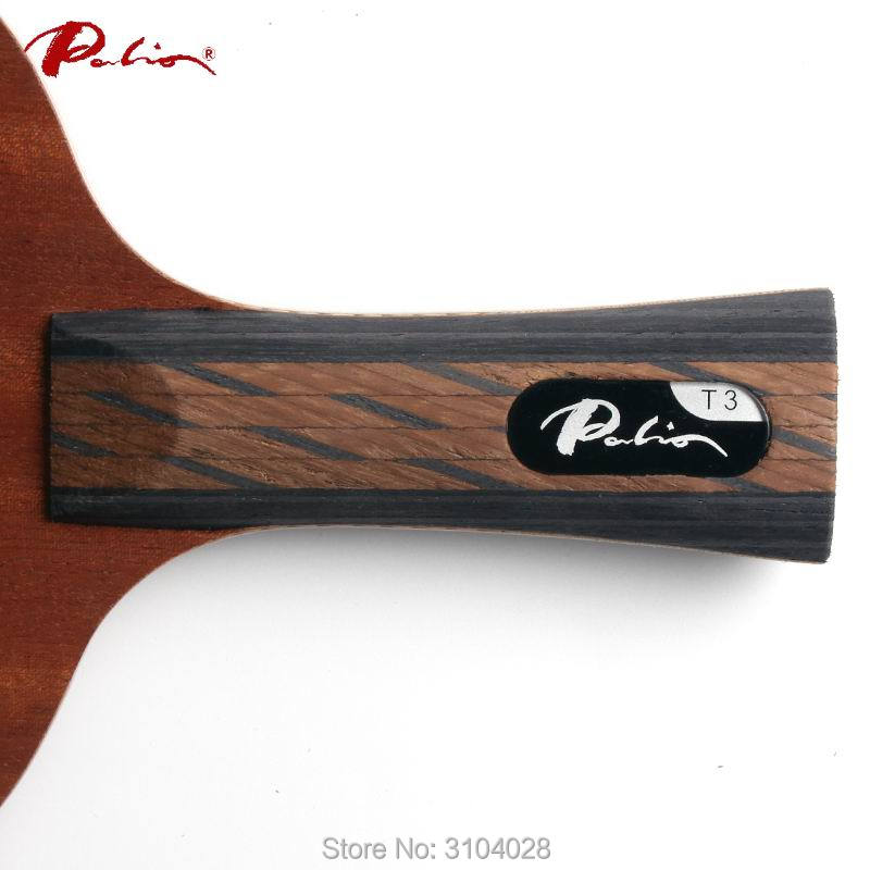 Palio επίσημη T-3 T3 μαχαιροπίρουνα - Αθλητικά ρακέτες - Φωτογραφία 3
