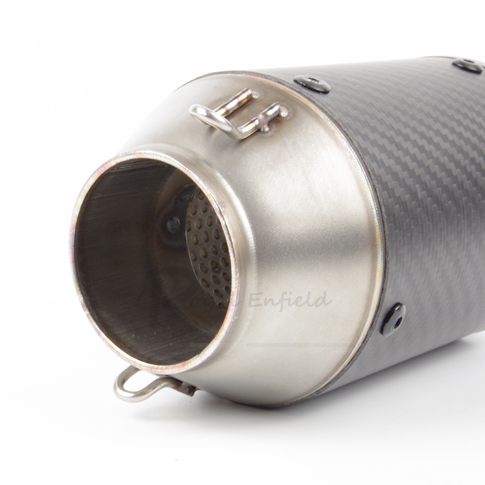 🛒 Carbon Fiber Escape System with DB kille Universal 51mm