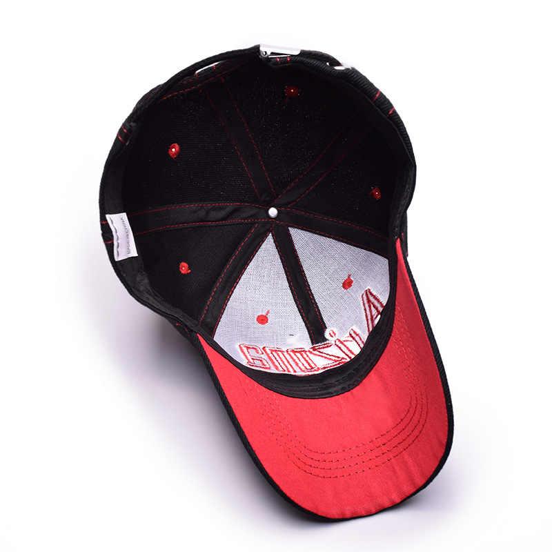2018 Yeni Erkek Kadın Mektup beyzbol şapkası Arizona 3D Nakış Hip Hop Şapka Ayarlanabilir Yaz Rahat Moda Snapback Kap Gorras